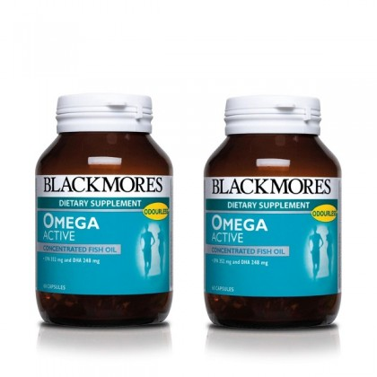Blackmores Omega Active Capsule